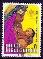 PAPUA NEUGUINEA Mi. Nr. 377 O (A-2-33) - Papua New Guinea
