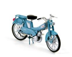 Mobylette MOTOBECANE AV65 De 1965 Bleu Gitane 1/18 NOREV - Motos