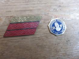Lot Grade Insigne Gendarmerie - Boutons
