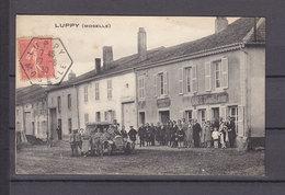 57 LUPPY CAFE THOMAS LACOUR - Autres Communes