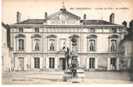 LONGJUMEAU  Hôtel De Ville   Le Postillon - Longjumeau