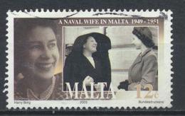 °°° LOT MALTA - Y&T N°1249 - 2003 °°° - Malte