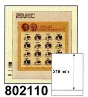 LINDNER-T-Blanko-Blätter 802 110 - 10er-Packung - Albums & Binders