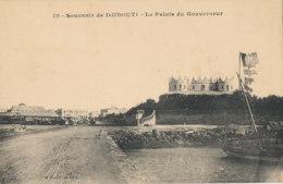 A M 251 /  C P A - DJIBOUTI -  LE PALAIS  DU GOUVERNEUR - Gibuti
