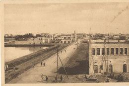 A M 255 /  C P A - DJIBOUTI -  RUE D'AMBOULI - Gibuti