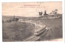 Mont - Louis (66 - Pyrénées Orientales) La Cabanasse - Départ Du Train - Autres Communes