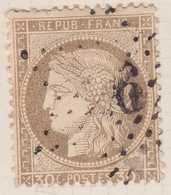 N°56 étoile 26, Le 2 Est Faible, Mais L'étoile Est Bien 26, TB. - 1871-1875 Cérès