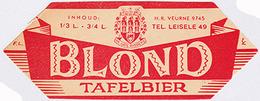 Br. Vandenbroucke (Gijverinkhove) - Blond Tafelbier - Bière