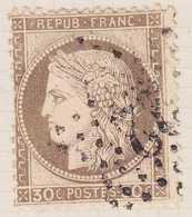 N°56 étoile 22, TB. - 1871-1875 Cérès