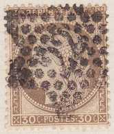 N°56 étoile 22, étoile Bien Marquée, TB. - 1871-1875 Cérès