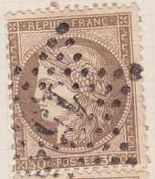 N°56 étoile 15, TB Belle Frappe. - 1871-1875 Cérès