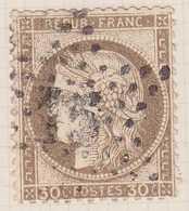 N°56 étoile 15, TB - 1871-1875 Cérès