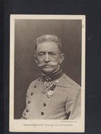 KuK AK Conrad Von Hötzendorf 1914 Mangelhaft - Personen
