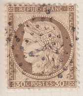 N°56 étoile 1, TB. - 1871-1875 Cérès