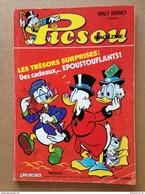 Disney - Picsou Magazine ° Année 1981 - N°109 - Picsou Magazine
