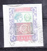 2002  ALTO VALORE 6,20 €  USATO - 6. 1946-.. Repubblica