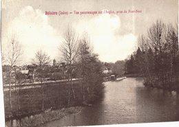 Carte  Postale  Ancienne De BELABRE - France
