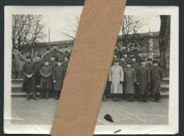 Trombinoscope Militaire ( Tuningen Ou Trève) Prise Entre 1948 Et 1952, Archive Colonel Sergentet   - Tab14602 - Guerra, Militari