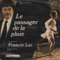 """Disque 45 Tours FRANCIS LAI Musique Du Film """"le Passager De La Pluie"""" Charles BRONSON / Marlène JOBERT - 1970 - Musique De Films"""