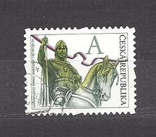 Czech Republic 2012 ⊙ Mi 723 Sc 3536 St. Vaclav. St. Wenceslas. The Stamp Portrays J.V. Myslbek C14 - Tchéquie