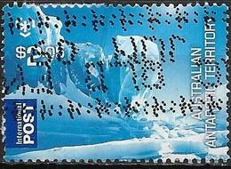 AUSTRALIAN ANTARCTIC TERRITORY 2009 Poles & Glaciers - $2.05 - Jade Iceberg AVU SOME PAPER ATTACHED - Australian Antarctic Territory (AAT)