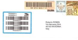 LETTERA X ITALY - 1992-2003 Federal Republic Of Yugoslavia