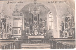 3641 AK  SLOVENIJA-   ST..VID -CERKNICA - Slovénie