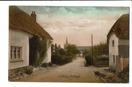 CPA - Carte Postale- Royaume Uni-Devon-Sidbury -Village-1919 -S5030 - Other