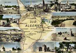 SUD ALFERIEN  Plan + Multivues RV - Maps