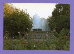 Kazakhstan 2004. Postcards. Almaty. Fountains - Kazakhstan
