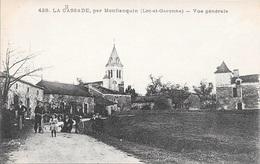 LA CASSADE, Près Monflanquin - Vue Générale. - France
