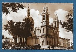 LISBOA IGREJA DA ESTRELA UNUSED - Lisboa