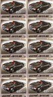 Guine-Bissau  -   Ferrari Automobiles    - 10v Sheet/Feuillet Neuf/Mint/MNH IMPERF - Cars