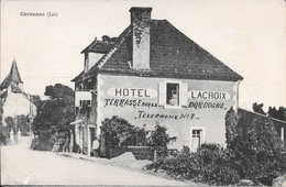 CARENNAC - Hôtel LACROIX. - Unclassified