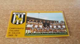 Figurina Calciatori Panini 1969/70 - Squadra Juventus - Panini