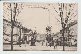 MAILLY LE CAMP - AUBE - TROUPES RUSSES - FETE DU 1ER BATAILLON DE MARCHE - Mailly-le-Camp