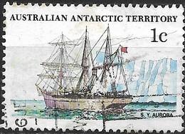 AUSTRALIAN ANTARCTIC TERRITORY 1979 Ships -1c - Aurora FU - Australian Antarctic Territory (AAT)