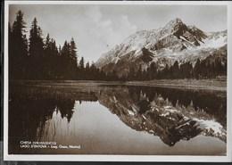 CHIESA VALMALENCO - LAGO D'ENTOVA - FOTOEDIZIONE DONADELLI - NUOVA - Alpinisme