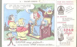 Grégoire SPAR GASPAR Vous Présente Votre épicerie SPAR à Travers Les âges N°4 Saint Louis - Alimentaire