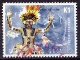 PAPUA NEUGUINEA Mi. Nr. 865 O (A-2-34) - Papua New Guinea