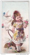 Découpis - Découpage - La Teinture Des Familles N° 64 - Droguistes - Épiciers - Merciers - Pharmaciens - 2 Scans - - Enfants