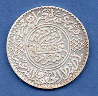 Maroc -  Rial  1336  Paris -  état  TTB - Maroc