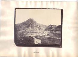 Photographie Des Basses Alpes - SISTERON - Fotos