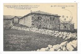 L'Auberge Sanglante De¨PEYREBEILHE  (cpa 07)      -  L 1 - France