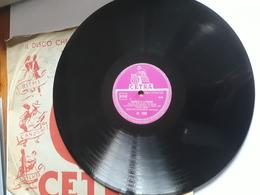 Cetra   -   1957.  Serie AC  Nr. 3192  -  Carla Boni - Gino Latilla - Festival Sanremo 1957 - 78 G - Dischi Per Fonografi