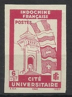 INDOCHINE N° 278 278a ND NON DENTELE - Indochine (1889-1945)