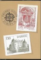 SVEZIA - EUROPA '78 - OREBRO 11.04.1978 - NUOVA - Francobolli (rappresentazioni)