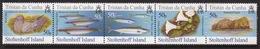 Tristan Da Cunha 2006 Complete Set Of Stamps Commemorating Islands 6th Issue. - Tristan Da Cunha