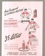 Grégoire EXPRESS-BOISSON Avec 1 Paquet Vous Obtiendrez Facilement 35 Litres De Cette Délicieuse Boisson - Softdrinks