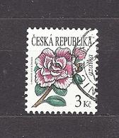 Czech Republic 2008 Gest ⊙ Mi 553 Sc 3364 Flowers Azalea. C5 - Tchéquie